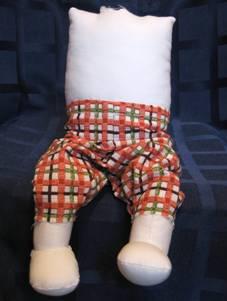 одеваем куклу