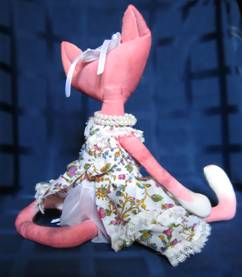 кукла кошечка